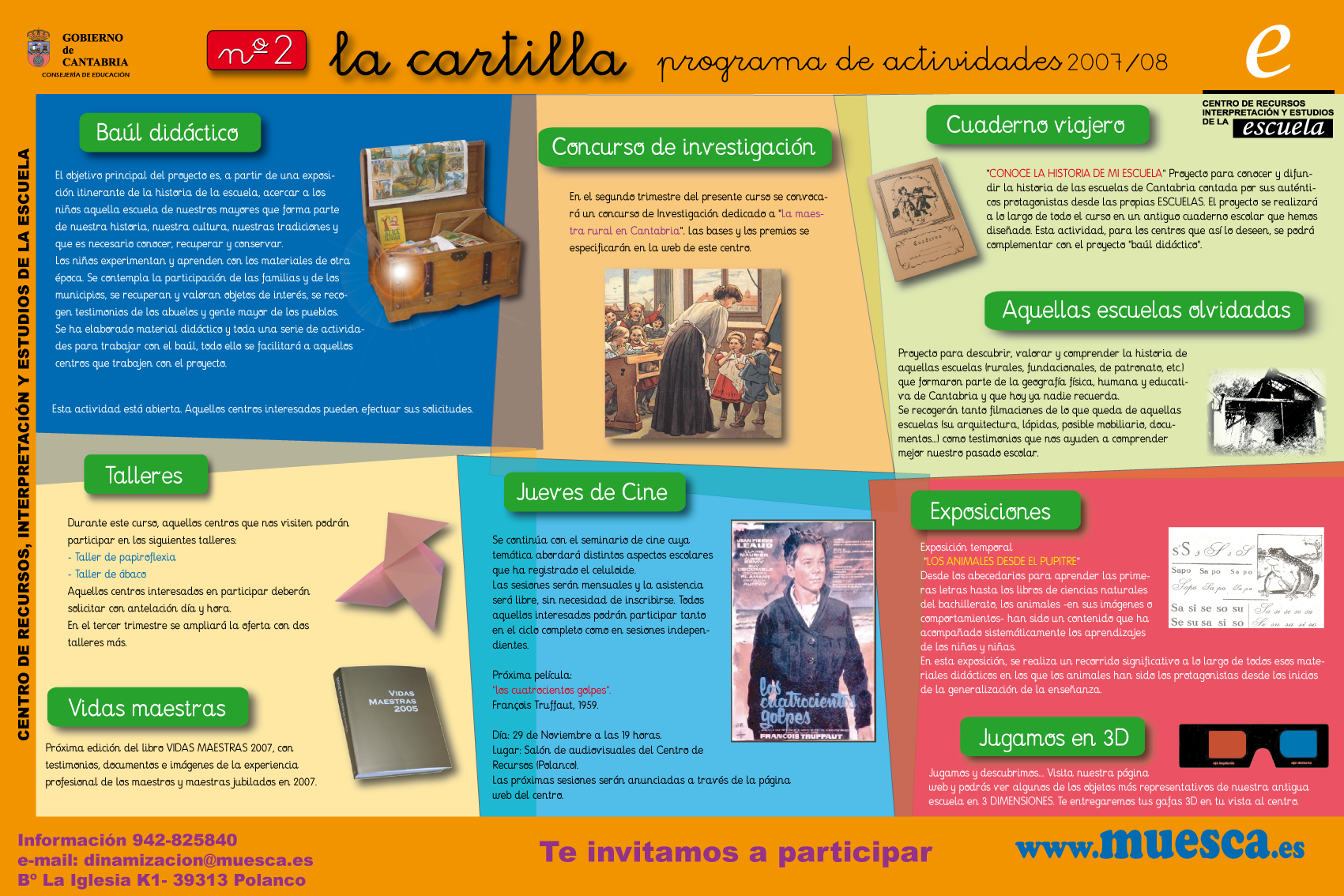 la Cartilla n. 2