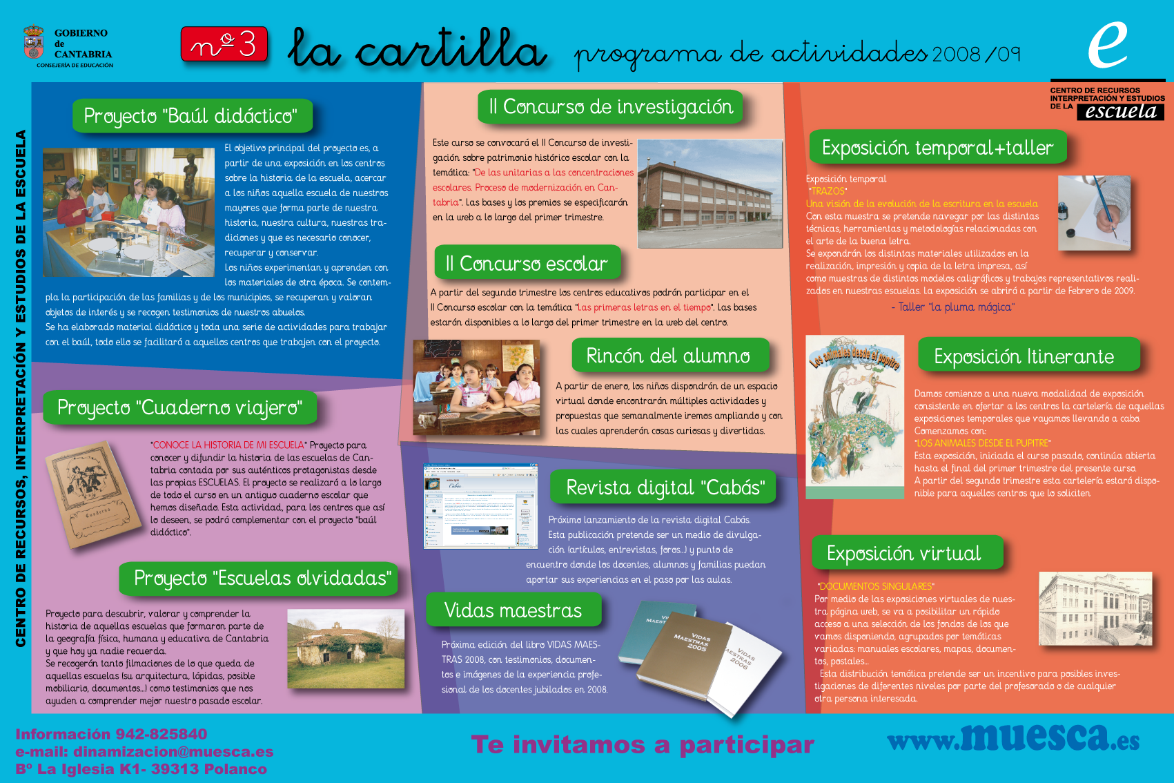 la Cartilla n. 3